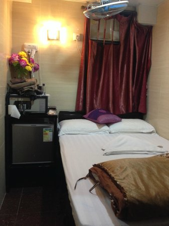 Australian Guesthouse: room