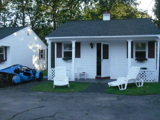 D'Allaire's Motel and Cottages: Our cottage
