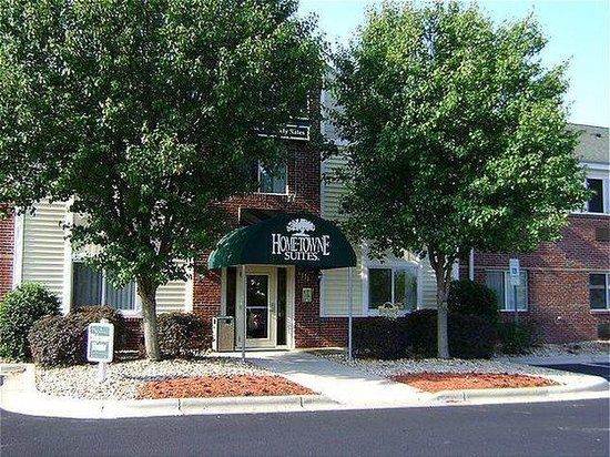 Home-Towne Suites of Greenville: Exterior View
