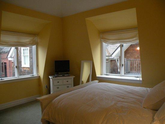 Pelham Court Hotel: mis ventanas