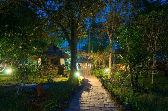 Tropicana Resort Phu Quoc: Территория отеля