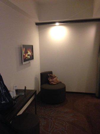Motel One Edinburgh-Royal: chambre 415