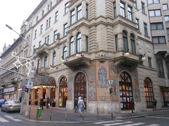 Radisson Blu Beke Hotel, Budapest: Esterno