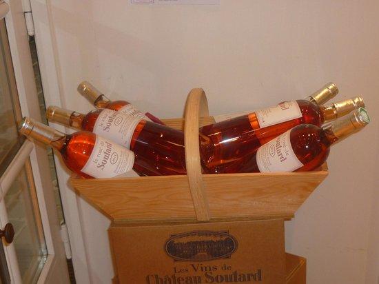 Château Soutard : rosados