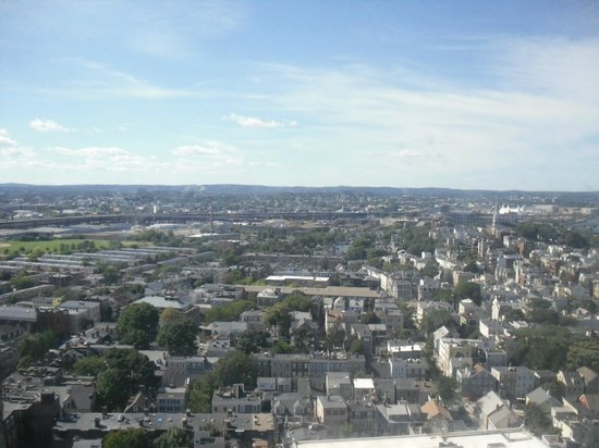 Bunker Hill: View at the top
