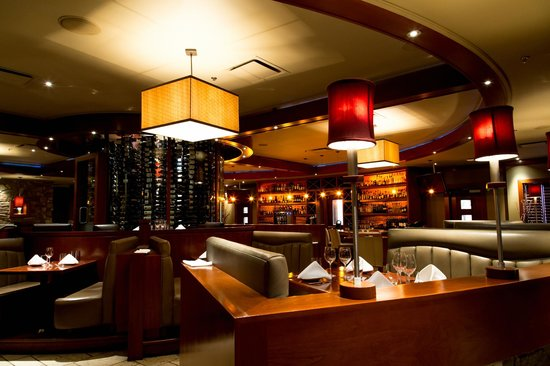 The main dining room picture of redwater rustic grille for Best private dining rooms calgary