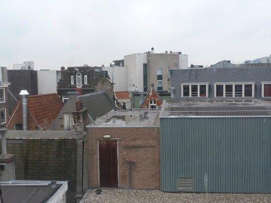 Delta Hotel Amsterdam City Centre: vistas desde habitación 554