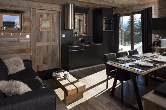 Les Chalets Secrets Hotel : CHALET NUNKI