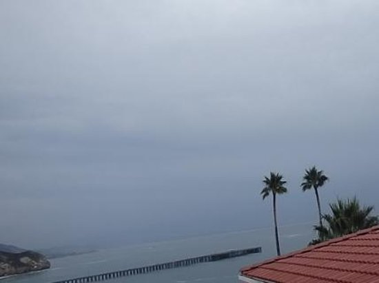 San Luis Bay Inn: View from the room
