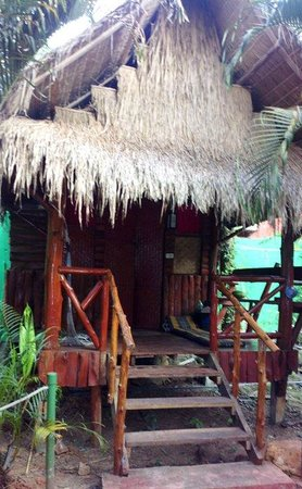 Magic Garden Resort : Domek