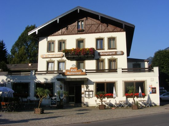 Gasthof Prinzregent: External of Hotel
