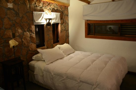Parina Atacama Apart Hotel: parte do quarto
