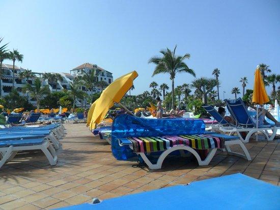 Parque Santiago Villas: Pool Area