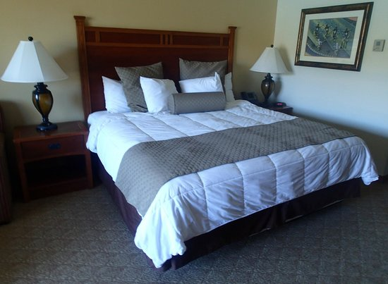 Inn of the Mountain Gods Resort & Casino: King-sized Room