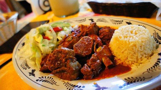 Restaurant Maya Cañada: Cochito al horno$128--just ok