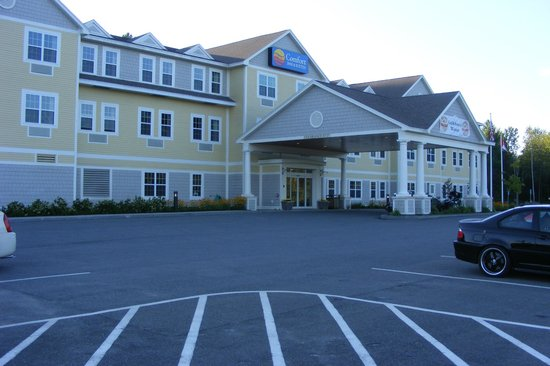 Comfort Inn & Suites: External view