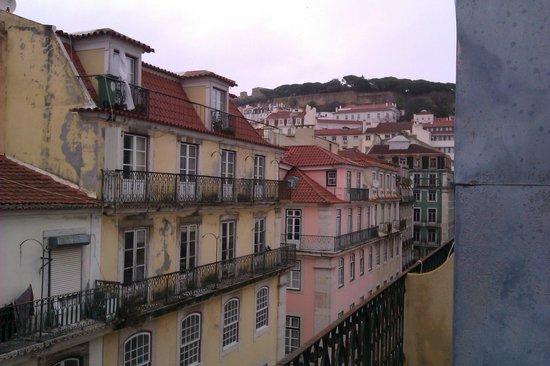 Hotel Duas Nacoes : Castelo de são jorge