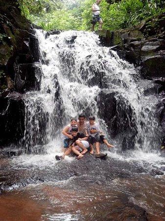 Santa Clara Eco Resort: passeio a cascata