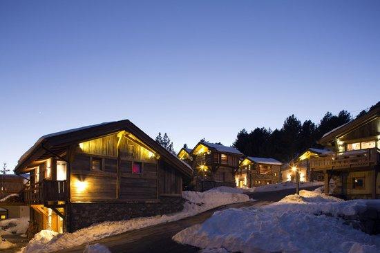 Les Chalets Secrets Hotel