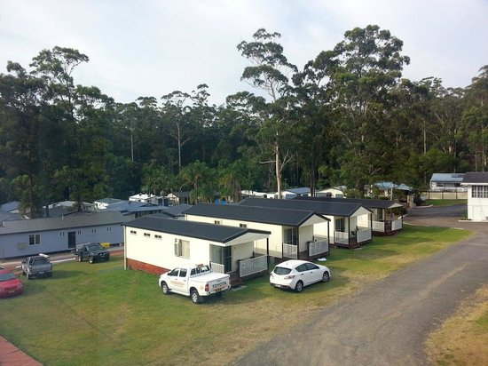 Wauchope, Austrália: Cabins are also available