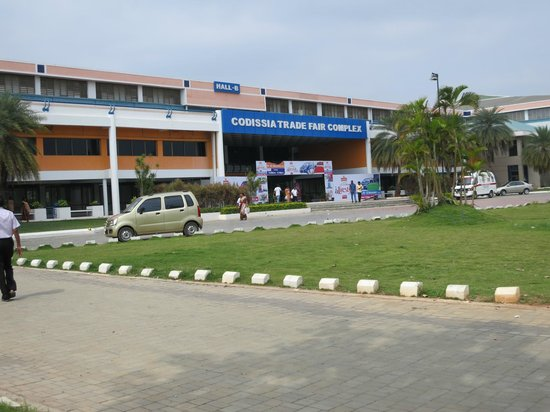 Codissia Trade Fair Complex