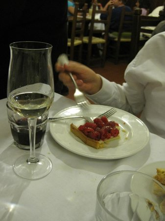 Restaurante Il Latini: Another luscious dessert