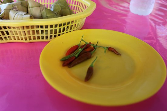Larsian: chili peppers
