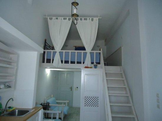 Hotel Atlantida Villas: Quarto