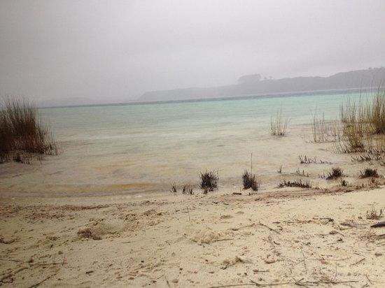 Kai Iwi Sand Lake
