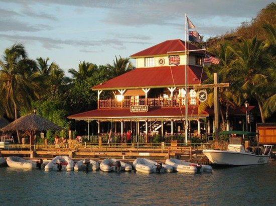 Bitter End Yacht Club: Hotel Exterior