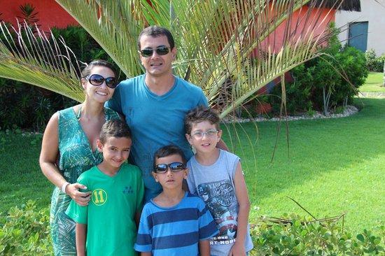 Vila Gale Cumbuco: Nós