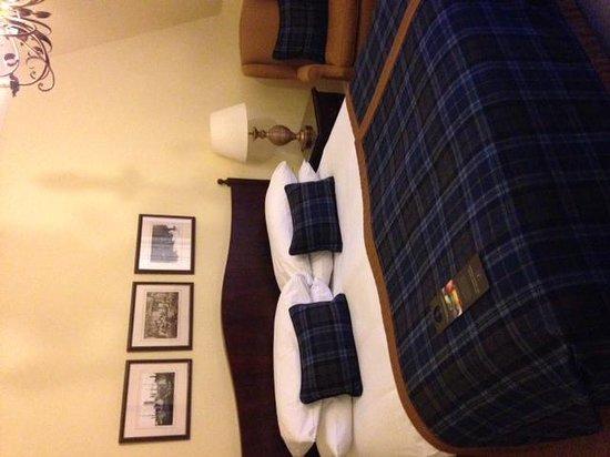 Macdonald Rusacks Hotel: bonne literie (heureusement)