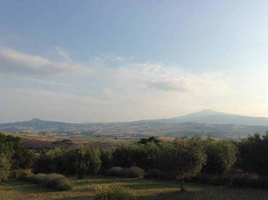 La Foce: another amazing view