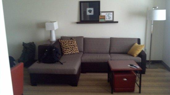 Residence Inn Idaho Falls: Livingroom