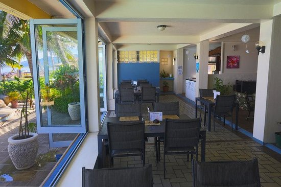 Aquarius On The Beach: Dining Area