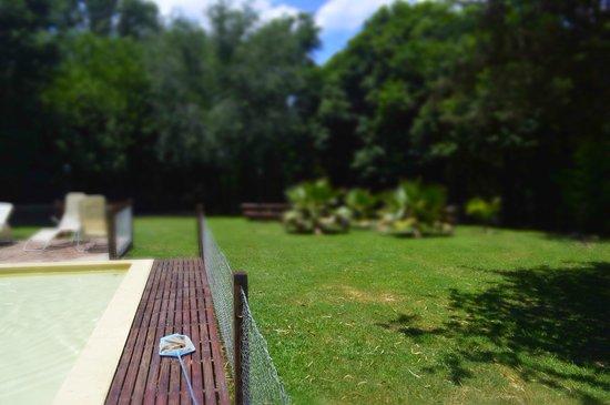 Panacea Hotel Boutique: En el parque