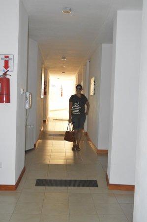 Panacea Hotel Boutique: En los pasillos, entradas a las habitaciones