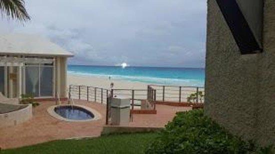 Sunset Royal Cancun Resort: Área de Spa