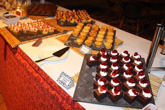Friday's Boracay : dessert