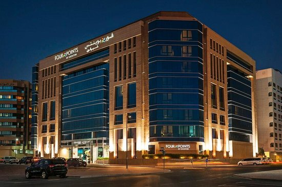 Four Points by Sheraton Downtown Dubai: Exterior