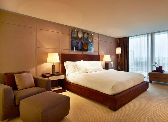 The Westin Athens Astir Palace Beach Resort: Imperial Suite Bedroom