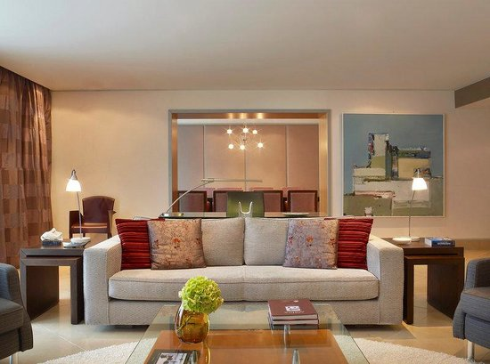 The Westin Athens Astir Palace Beach Resort: Imperial Suite Living Room
