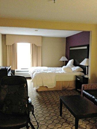 Best Western Mcdonough Inn & Suites : Room