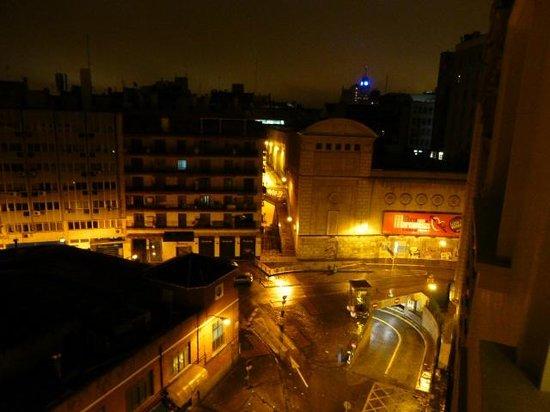 TRYP Madrid Centro : Vistas al amanecer