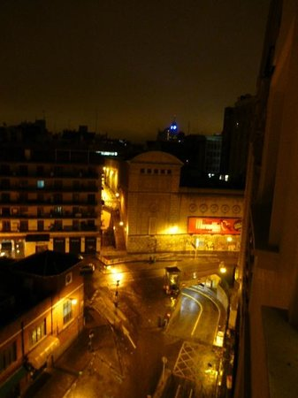 Tryp Madrid Centro : Vistas