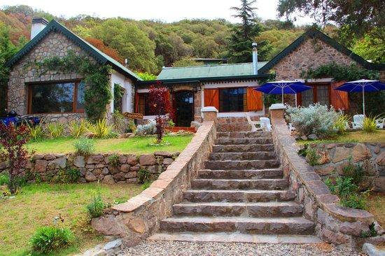 Terrazas de Cruz Chica: Ingreso Club House.