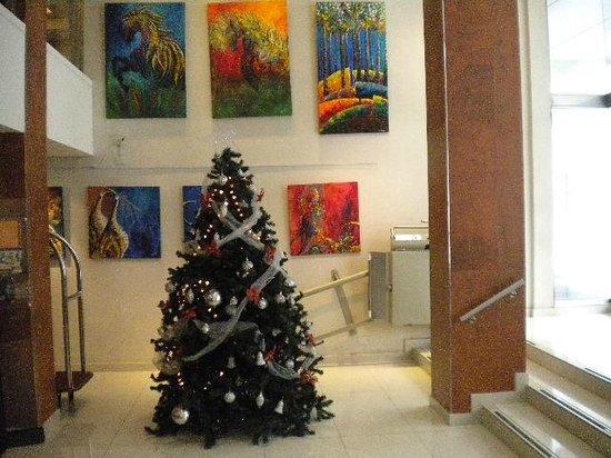 Icaro Suites: Lobby