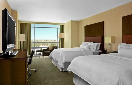 The Westin Richmond: Double Guest Room