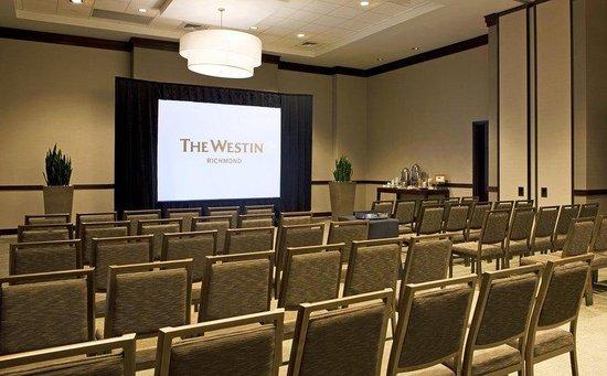 The Westin Richmond: Shenandoah Jr Ballroom