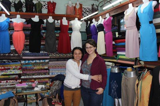 Hung An Cloth Shop